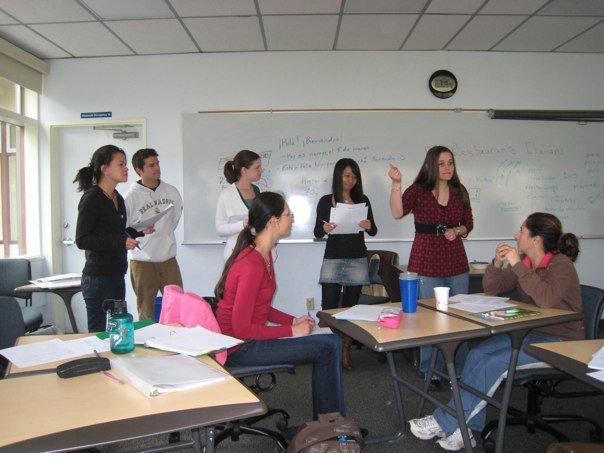 2009 Spanish Class