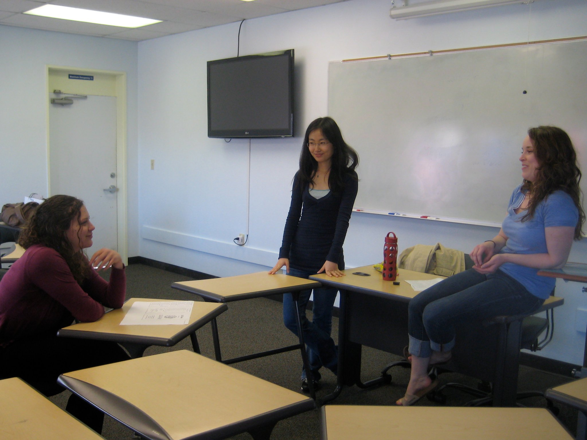 2011 Chinese Class
