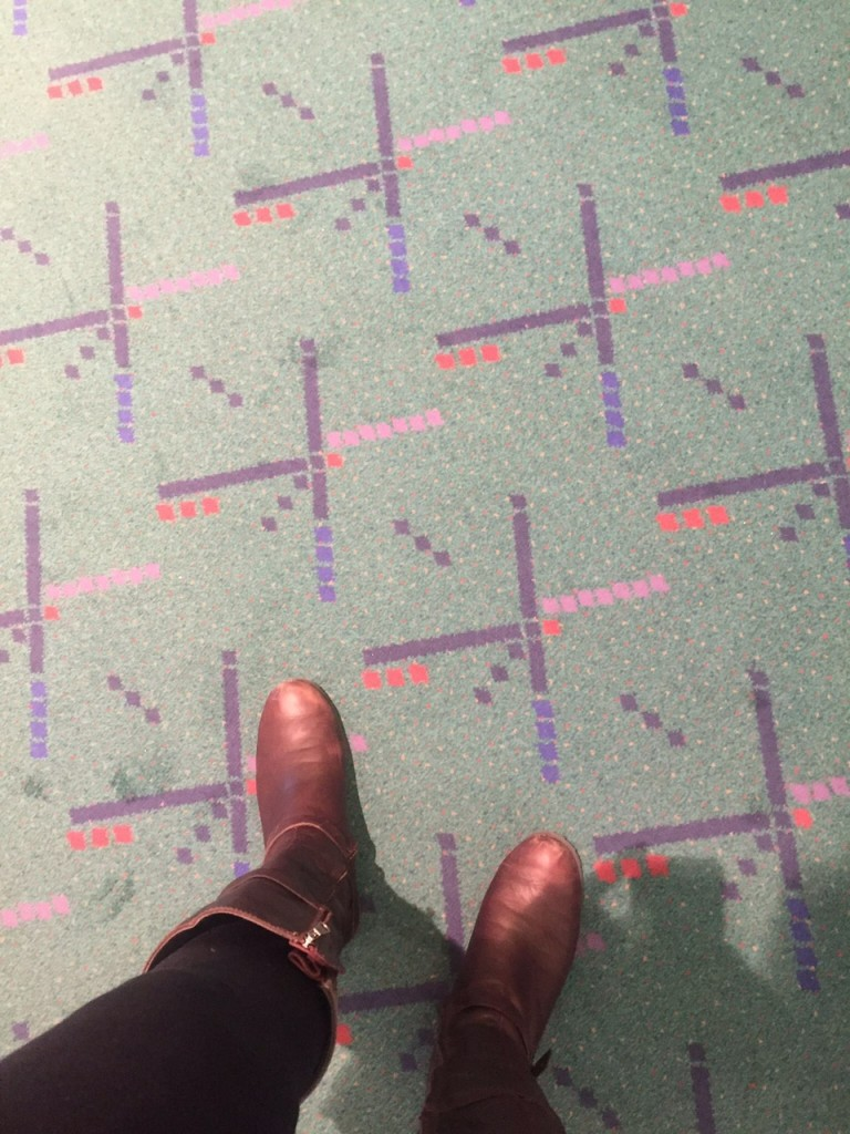 The Portland Carpet (PDXers will understand)
