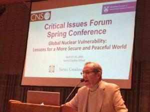 Dr. William Perry's keynote presentation