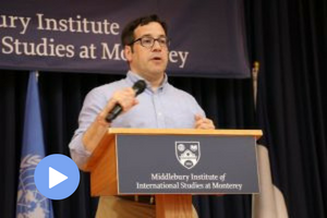 VIDEO: Jon Wolfsthal delivers his keynote remarks