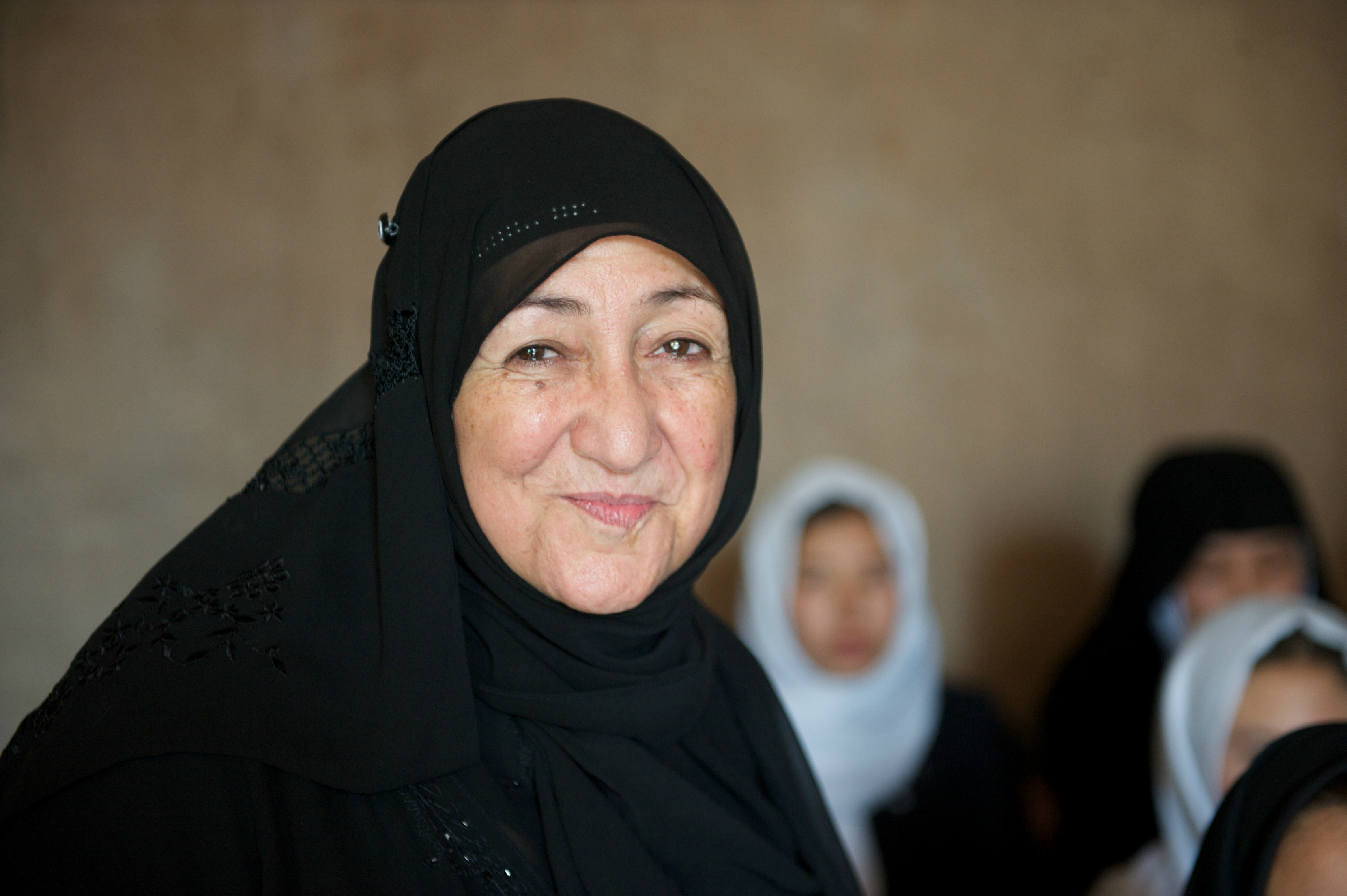 Dr. Sakena Yacoobi, Founder of the Afghan Institute of Learning and Opus Prize Recipient, to speak at MIIS