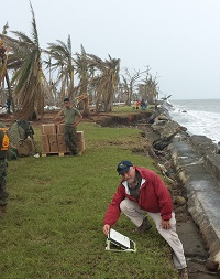 Senior Fellow on Disaster Communications Brian Steckler