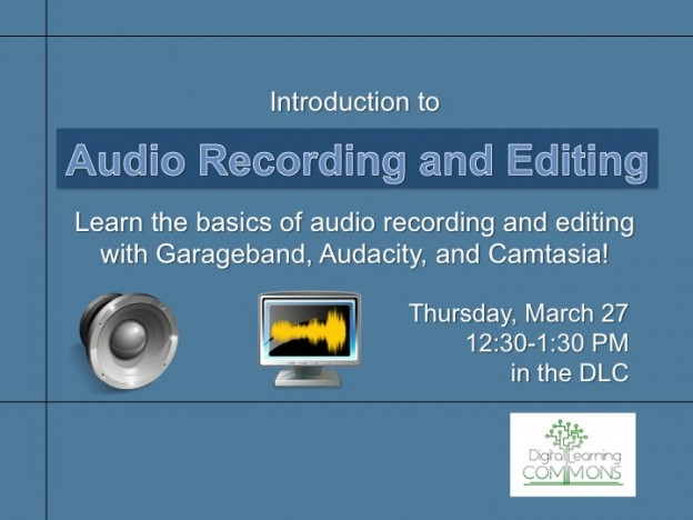 3.27 Audio Recording