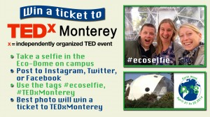 Win a Ticket to TEDxMonterey!