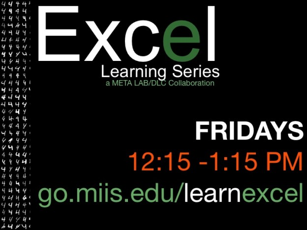 Excel_learning_series_Fri
