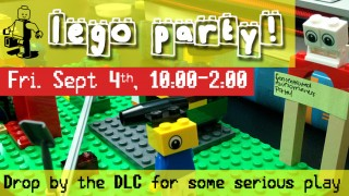 Join Us For Some LEGO Serious Play Prototyping!