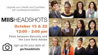 Professional Headshots!