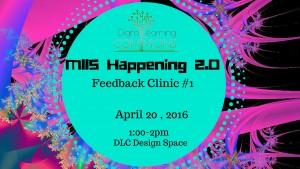 Feedback Clinic #1
