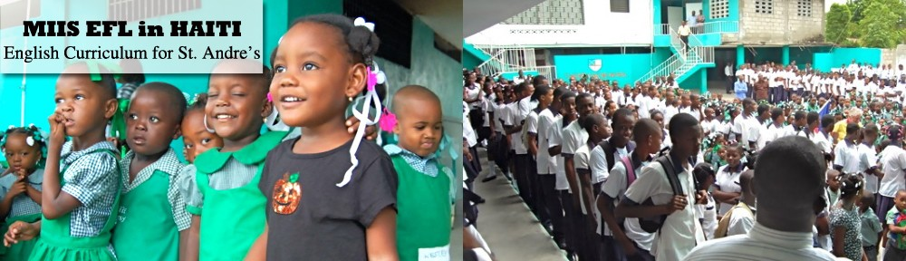 MIIS EFL in Haiti