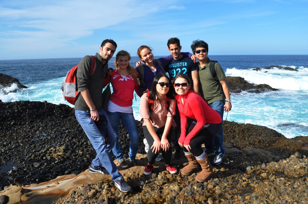 Point Lobos Group Photo