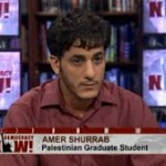 Democracy Now! Interviews Monterey Institute GSIPM Student Amer Shurrab