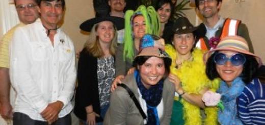 Celeste Coleman, TESOL & ELF and Tammy Wik, MA TESOL