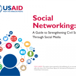 USAID Releases guide to Strengthening Civil Society  Through Social Media