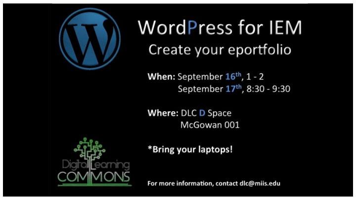 wordpress-iem