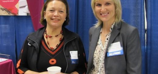 Sabine and Natalia