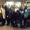 East Asia Practicum Program Send-off as they Gear-Up for Spring Break Trip