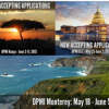 DPMI Program Deadline for Monterey, Kenya & DC: May 8 – APPLY TODAY!