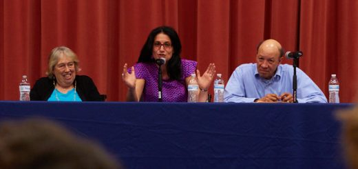 Envisioning Middlebury Panel