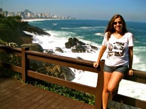 Um dia na praia: Leblon, Rio de Janeiro