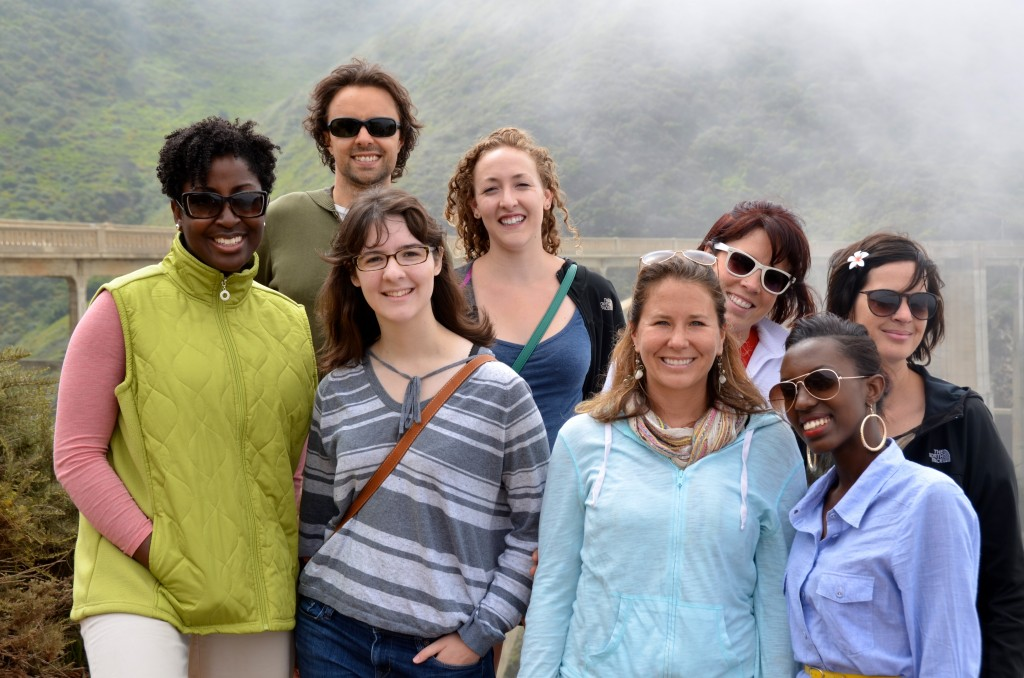 FMS Particpants in Big Sur