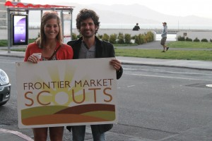 Frontier Market Scouts at the SOCAP After-Party in San Francisco