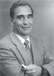 Professor Les Zambo, (1941-2003)