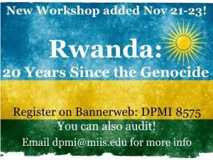 Rwanda flyer