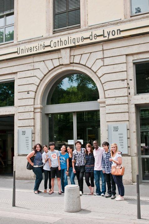 Internship At The Catholic University Of Lyon Katie Lattman