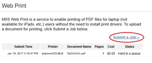 Printing – Knowledge Base