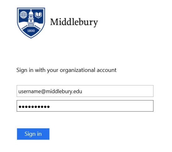 Should I apply to Middlebury?