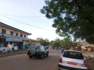 A view from downtown Bafia