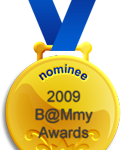 2009 B@Mmy Awards Nominee