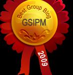 Best Group Blog: GSIPM
