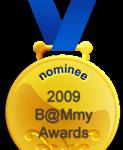 2009 B@Mmy Awards Nominee