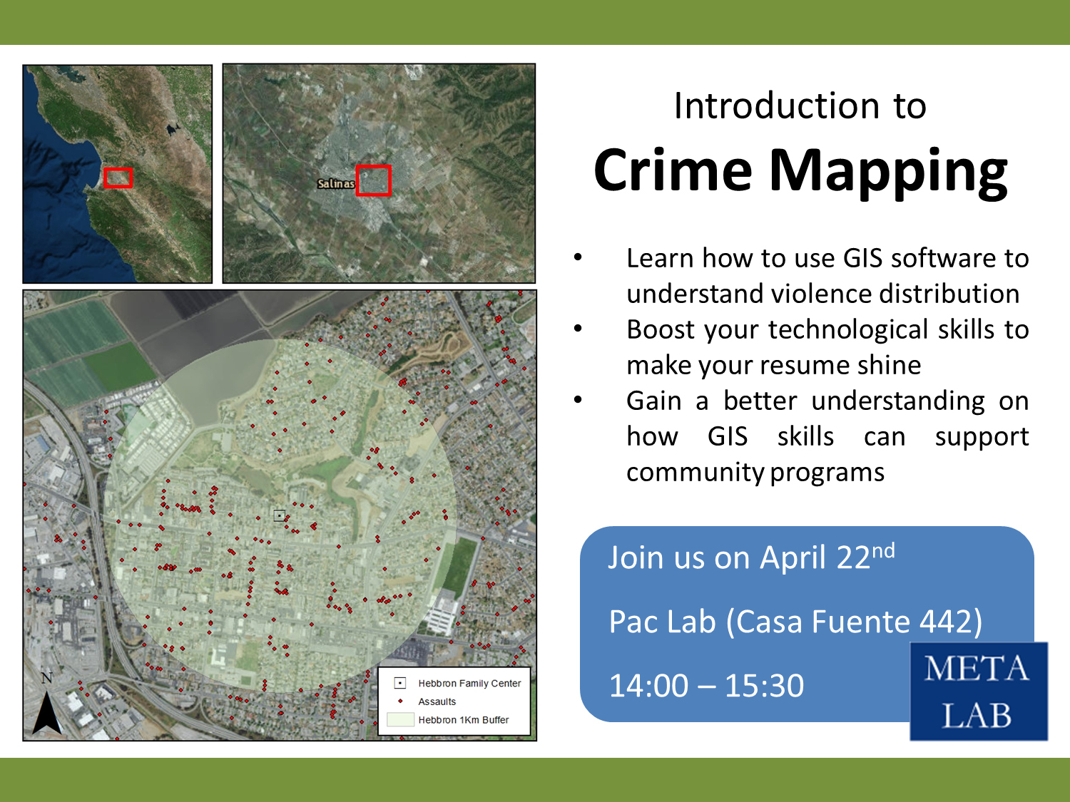 Mapping in ArcMap | Welcome to The META Lab on education program, business mapping program, engineering program, gps mapping program,