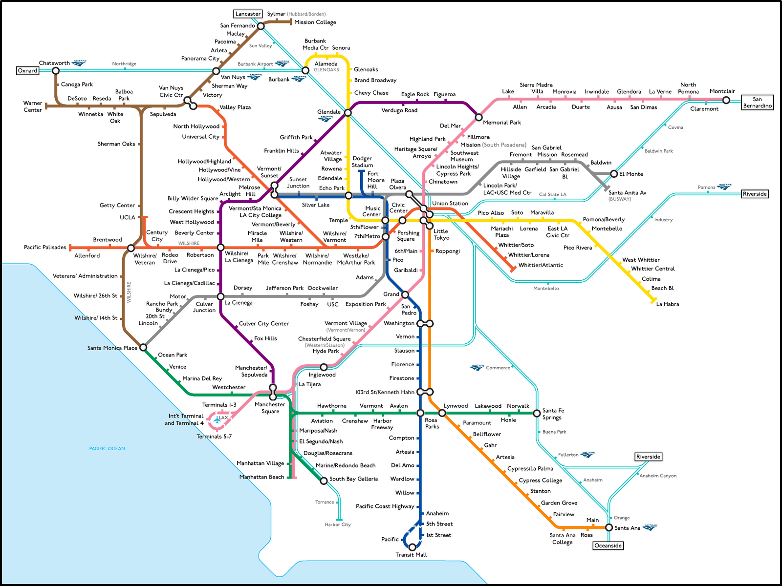 La metro dating site