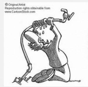waterconservationCartoon