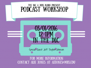 Podcast Workshop (Landscape)