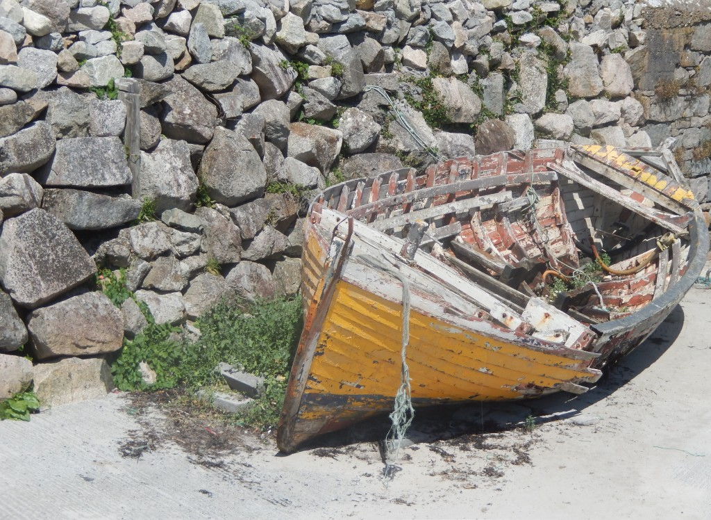 Where boats go to rot & waste away