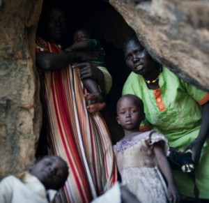 In Nuba Mountains. Photo by Eltuhammy/Babanousa.
