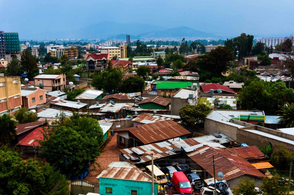 Addis Ababa, the home base