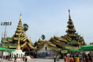 Shwedagon Pagoda (2), Yangon