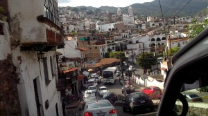 Visiting Taxco, a magic village in the state of Guerrero.