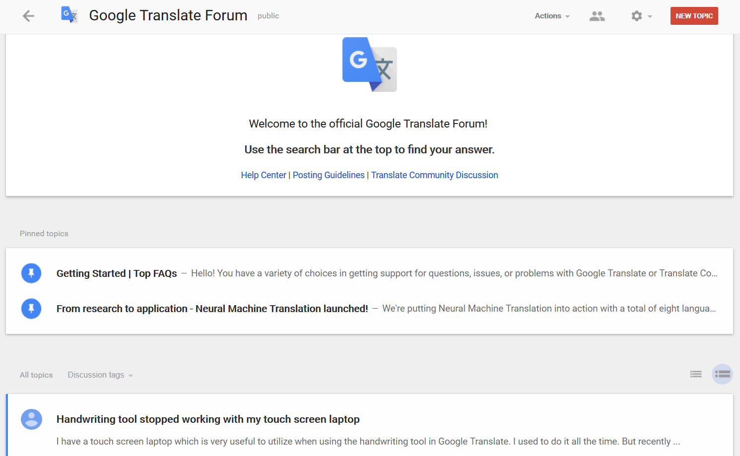 Increase the Quality of Translation Crowdsourcing/Community