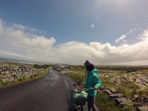 Aran islands bike ride