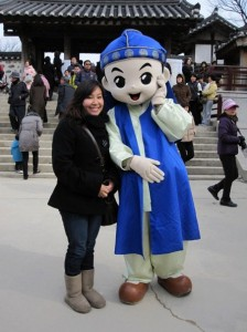 New Year in Seoul