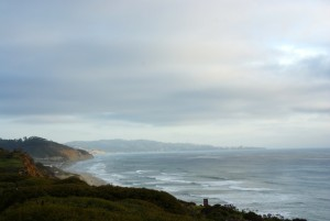 サンディエゴのデルマール海岸